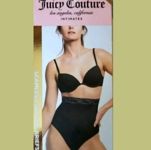 JUICY COUTURE Seamless Shaping Brief Underwear M